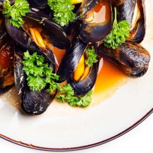 Mussel Bowl