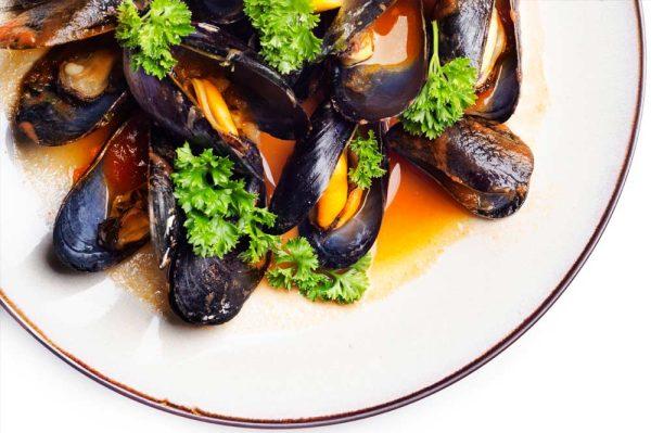 Mussel Bowl