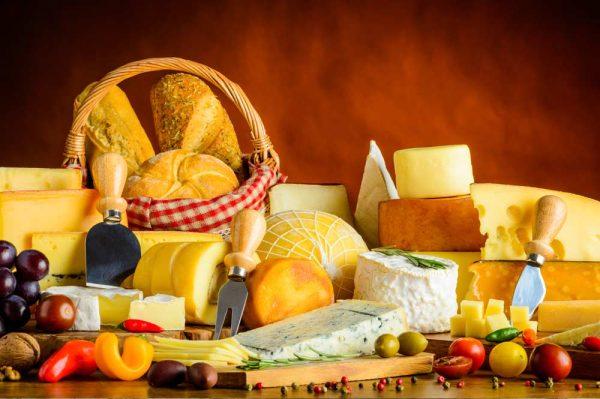 Tavern Cheese Plate