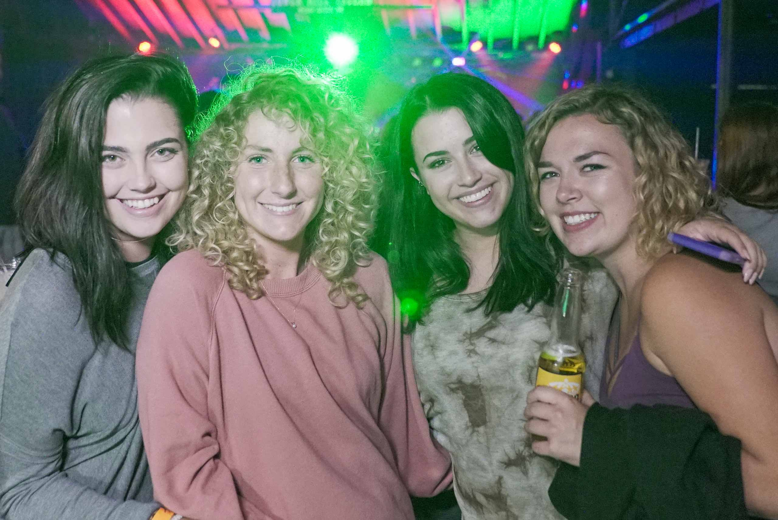 Group of Girls at Tower Hill Club