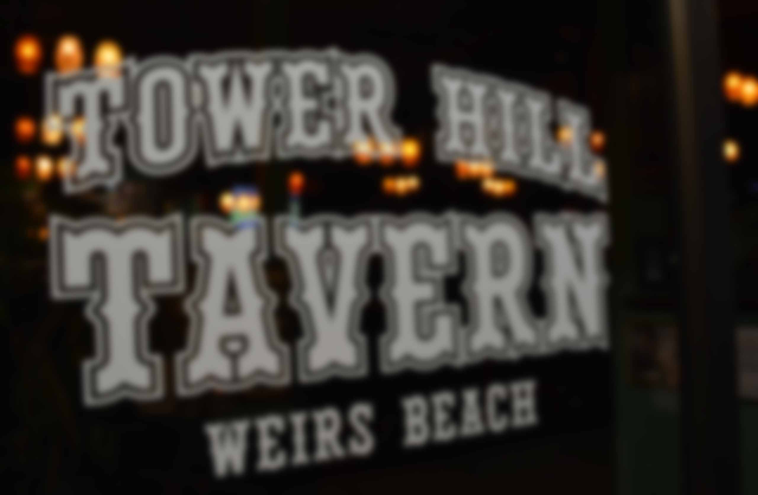 Front Door of Tower Hill Tavern